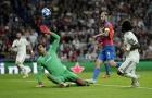 Marcelo tái hiện phong cách ghi bàn quen thuộc của Leo Messi