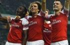 Đồng tình với Ozil, CĐV Arsenal không ngừng khen ngợi 'tiểu Vieira'