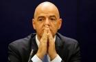 Cú sốc cho FIFA: UEFA dọa bỏ họp vì Infantino