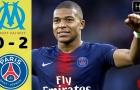 Highlights: Marseille 0-2 PSG (Vòng 11 giải VĐQG Pháp)