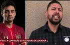 Hung thủ giết cầu thủ Brazil: 'Hắn cưỡng hiếp vợ tôi'