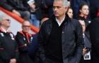 Mourinho đã hét gì trước khi Bournemouth ghi bàn?