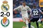 Highlights: Real Madrid 2-0 Real Valladolid (Vòng 11 La Liga)