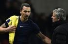 Ibrahimovic thừa nhận rời Man Utd là vì Mourinho
