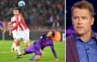 'Ai chơi như Van Dijk cũng sẽ bị chỉ trích'