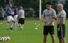 HLV Malaysia thận trọng khi phải chơi trên sân cỏ nhân tạo ở Campuchia