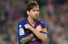 Valverde lý giải việc không sử dụng Messi trước Inter