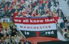 'Manchester sẽ được nhuộm đỏ vào ngày Chủ nhật'