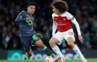 Chấm điểm Arsenal: Guendouzi trưởng thành vượt bậc