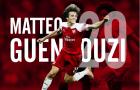 Matteo Guendouzi - một trong những thách thức lớn nhất của Emery!