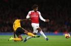 Arsenal là 1 trong 2 đội 'chậm chạp' nhất Premier League