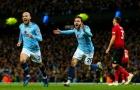 Chấm điểm Man City trận Man Utd: Ai còn nhớ De Bruyne?