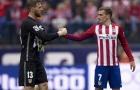 Trụ cột Atletico muốn ra đi ngay trong tháng Một, M.U mở cờ trong bụng