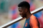 Dembele thực sự đã 'nổi loạn' tại Barcelona và trên tuyển Pháp?