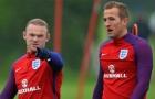 Southgate tiết lộ thái độ các cầu thủ trên tuyển Anh dành cho Rooney