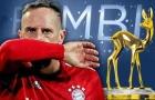 Tát vào mặt nhà báo, sao Bayern bị tước đoạt giải thưởng danh giá