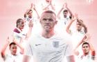 10 lời thán phục các siêu sao bóng đá dành cho Wayne Rooney