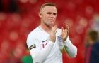 Chỉ đá 32 phút, Rooney đã khiến đàn em phải hổ thẹn vì điều này