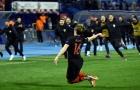 Ngôi sao lạ lập cú đúp, Croatia nghẹt thở phục hận thành công TBN tại Maksimir