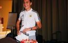 Paulo Dybala rạng rỡ đón sinh nhật tuổi 25