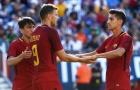Mourinho trực tiếp gọi điện, muốn M.U xé hợp đồng 'Viên ngọc thành Rome'