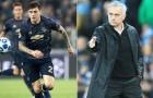 Tiết lộ: Mourinho từng muốn làm điều này với Lindelof từ 3 năm trước