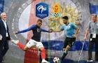 03h00 ngày 21/11, Pháp vs Uruguay: Màn thư hùng của hai cựu thù
