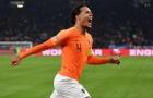 Liên tục lập công, Van Dijk xứng đáng làm đội trưởng của Liverpool