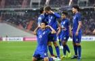 Nghịch cảnh không làm giảm nhuệ khí của tuyển Thái Lan