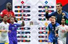 Đội hình kết hợp lí tưởng nhất vòng bán kết UEFA Nations League