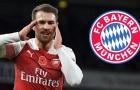 Huyền thoại Arsenal: 'Ramsey đi là tốt cho tất cả'