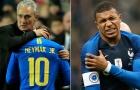 Mbappe và Neymar khiến PSG đại loạn trước đại chiến Liverpool