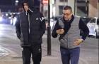 Mourinho bí mật 'hẹn hò' với cựu HLV của V-League