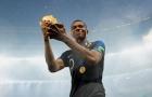 Kylian Mbappe: Lựa chọn an toàn cho Ballon d'Or?