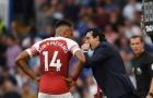 Aubameyang tiết lộ chỉ đạo thiên tài từ Emery giúp Arsenal thắng trận