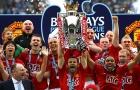Đua vung tiền 'mua' danh hiệu trong 10 năm, Man Utd là nhất trong Big Six