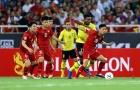 FIFA xếp hạng 10 đội bóng mạnh nhất khu vực Đông Nam Á: Thái Lan kém Việt Nam 18 bậc