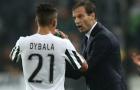 Gặp Valencia, HLV Allegri yêu cầu Dybala làm một điều
