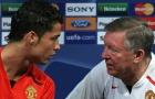 Sir Alex phản ứng như thế nào khi Ronaldo bỏ lỡ cơ hội ghi bàn?