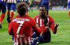 Griezmann 'ngồi đồng', Atletico Madrid tiễn AS Monaco của Henry khỏi cúp châu Âu