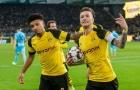 Reus tỏa sáng, Dortmund tiếp tục duy trì khoảng cách 9 điểm với Bayern Munich