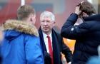 Sir Alex phản ứng ra sao khi MU thua chóng vánh 2-0 trước Southampton?
