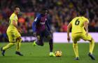Chấm điểm Barca trận Villarreal: Vinh danh thiên tài rê bóng