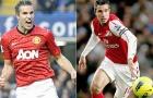 4 ngôi sao từng khoác áo Man United và Arsenal: Sát thủ một chạm
