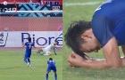 Báo Thái Lan: 'Cả đất nước sụp đổ vì cú sút penalty lên trời của Adisak'