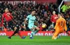 Mắc sai lầm, De Gea vẫn khiến 'siêu sát thủ' của Arsenal ôm hận