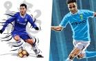 4 cuộc 'long tranh hổ đấu' đáng xem nhất ở đại chiến Chelsea vs Man City