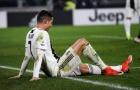 Chấm điểm Juventus trận Inter Milan: Nhạt nhòa CR7