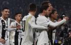 Ronaldo im tiếng, Juventus vẫn bắn hạ Inter trong Derby d'Italia thứ 234