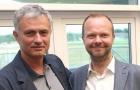 Xong! Ed Woodward làm rõ lập trường về tương lai Mourinho